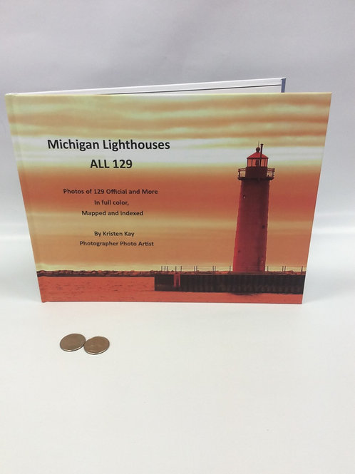 Michigan Lighthouses All 129