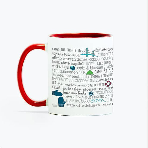 Bucket List Mugs