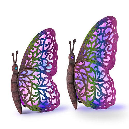 Solar Garden Butterflies