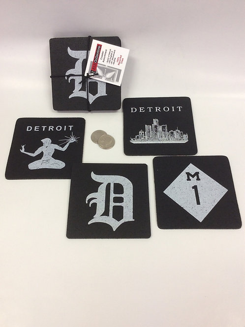 Detroit Coaster Set