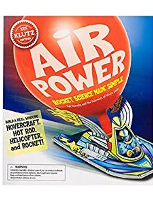 Air Power by Klutz