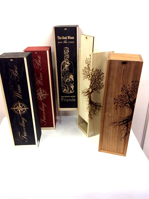 Wine Boxes by Doles Orchard