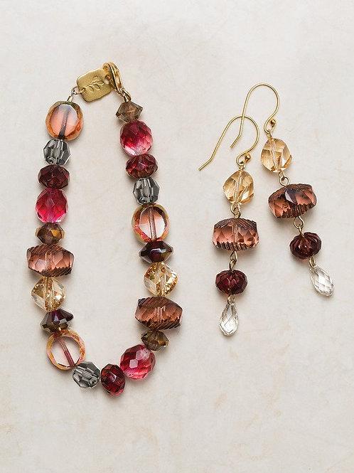 Holly Yashi - Carla Bracelet & Earrings