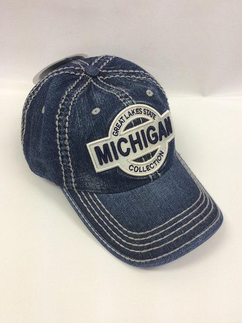 Michigan Baseball Caps