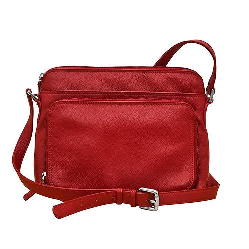 Crossbody Organizer Bag