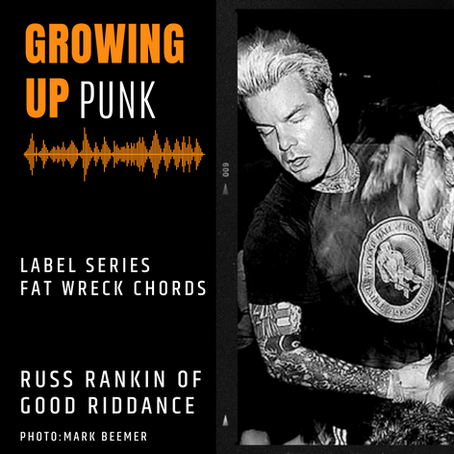Fat Wreck Chords Top 5: According To Russ Rankin of Good Riddance