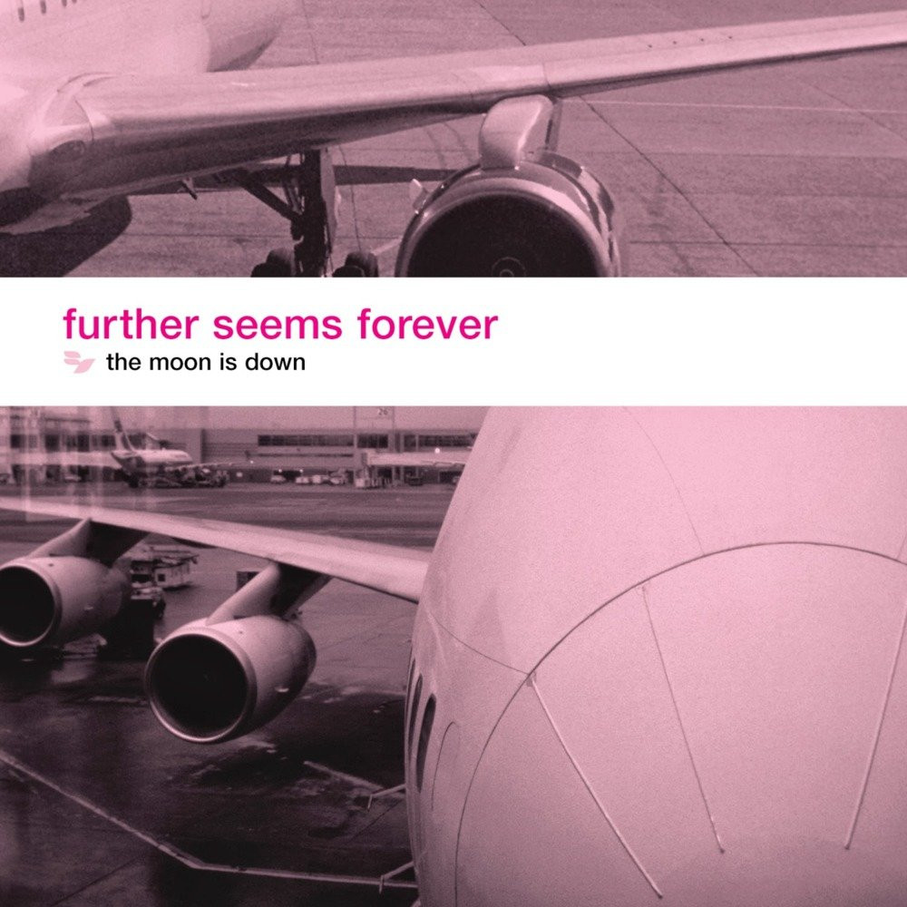 Further Seems Forever  - The Moon Is Down album art