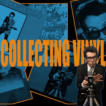Elvis Costello: Collecting Vinyl