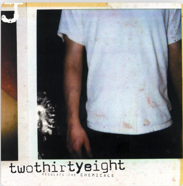 twothirtyeight - Regulate The Chemicals album art