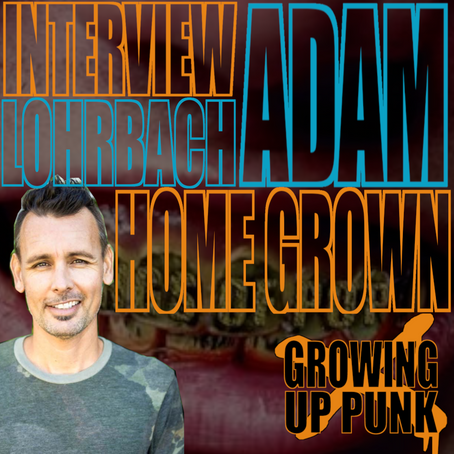 An Interview With Adam Lohrbach of Home Grown