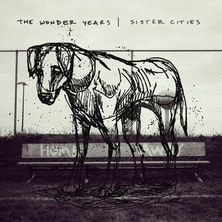 The Wonder Years - Sister Cities album art
