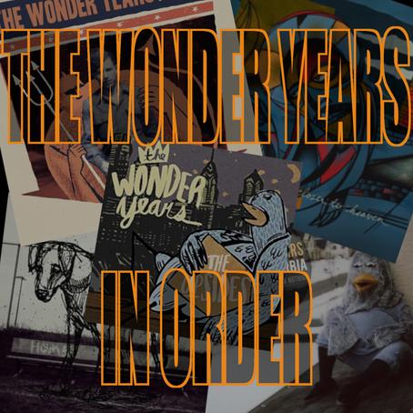 The Wonder Years: In Order