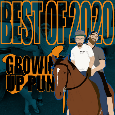 Guppies Pt 1: Top 10 Records of 2020