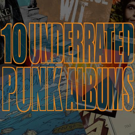 10 Underrated Punk Albums