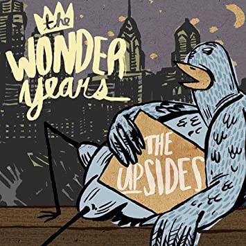 The Wonder Years - The Upsides album art
