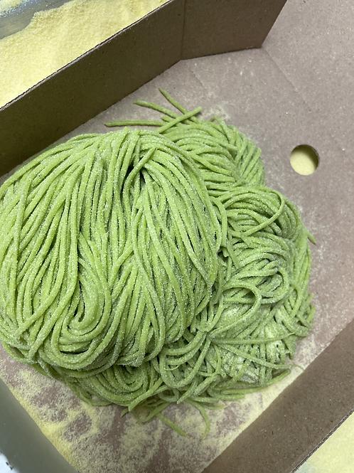 12 oz spinach spaghetti