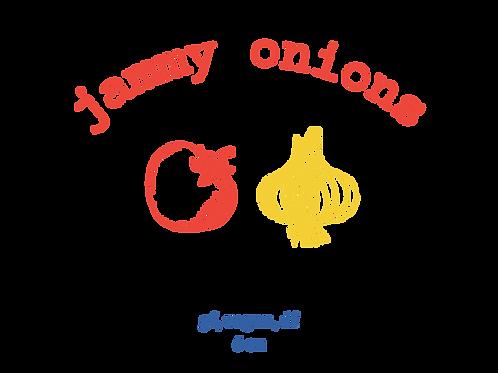 6 oz jammy onions
