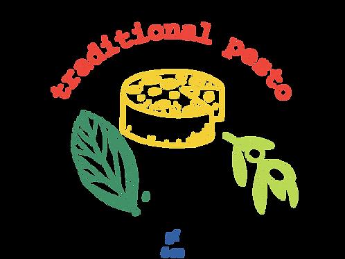 6 oz traditional pesto (gf)
