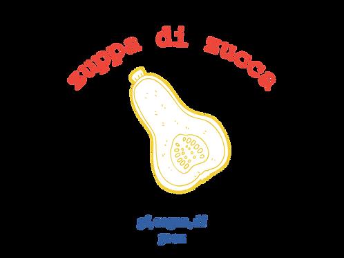 32 oz zuppa di zucca (butternut squash soup)