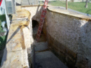 Corrosion-damaged flume structure.JPG