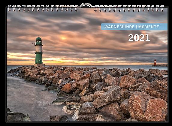 Wandkalender HRO/WAR 2021