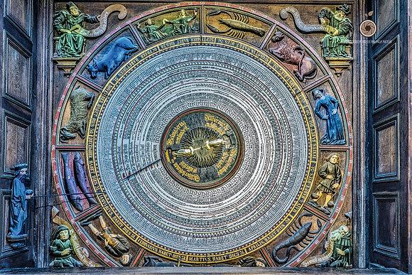 NR 5149 - DH HRO St. Marien Astronomische Uhr web