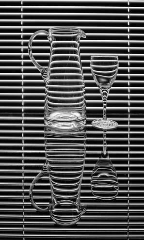 Transparence et reflet by Loïc Leterme