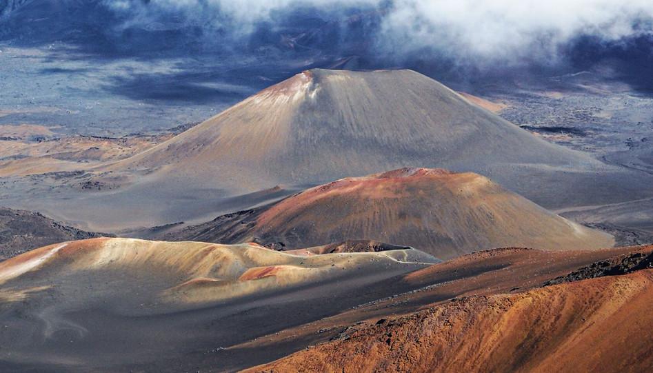 Haleakala Maui by Jacques Culembourg