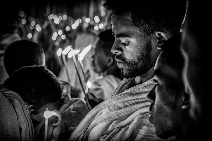 Lumières de la foi by Gerard Mathias