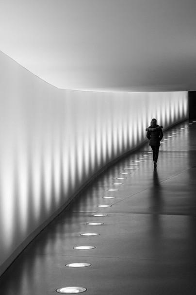 Fuite sous le Reichstag by Mo Le Roux