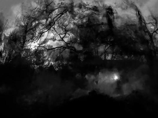 Lac fantomatique