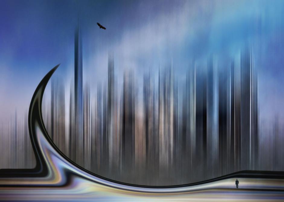 The wave by Sandra Broccolichi