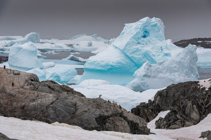 Peterman island by Marc Pelissier
