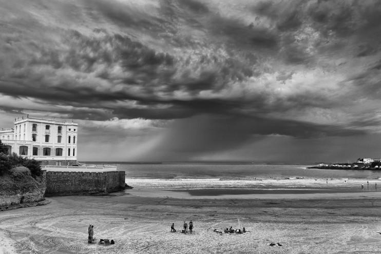 Avant l'orage by Muriel Totis