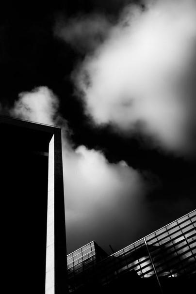 La cheminée by Michel Badia