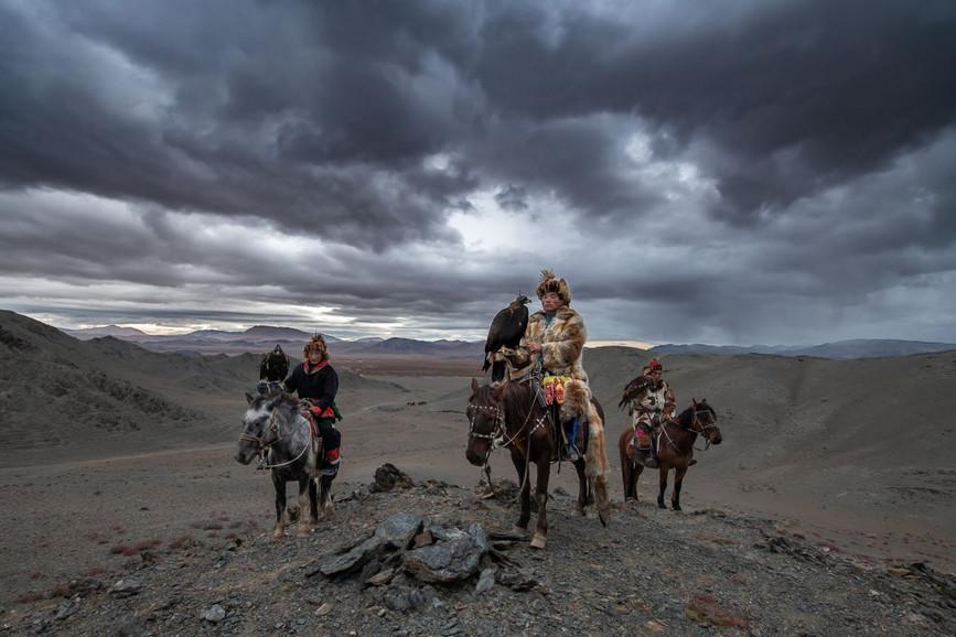 Les chasseurs de l'Altaï