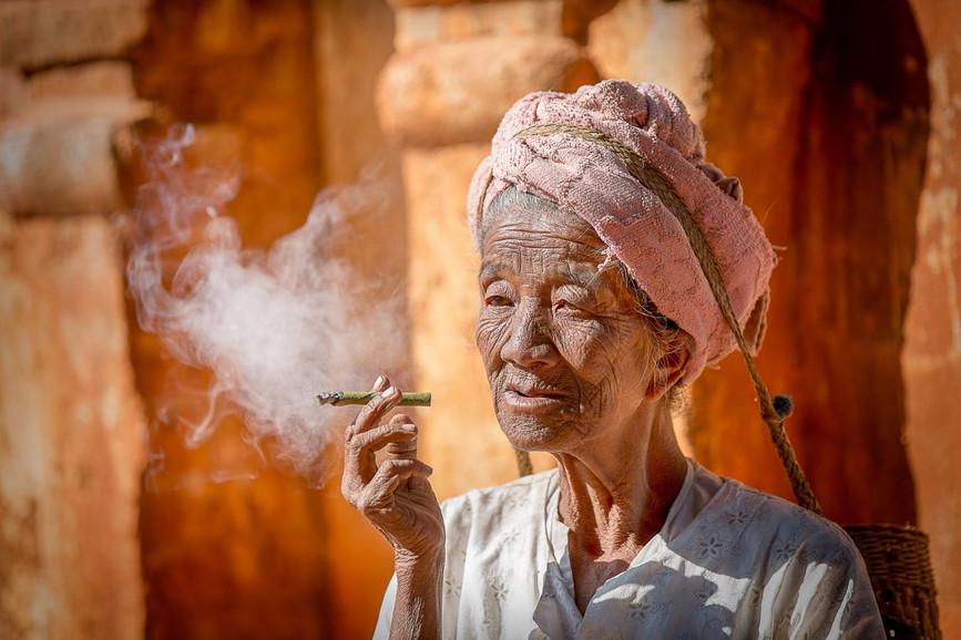 Fume ton herbe