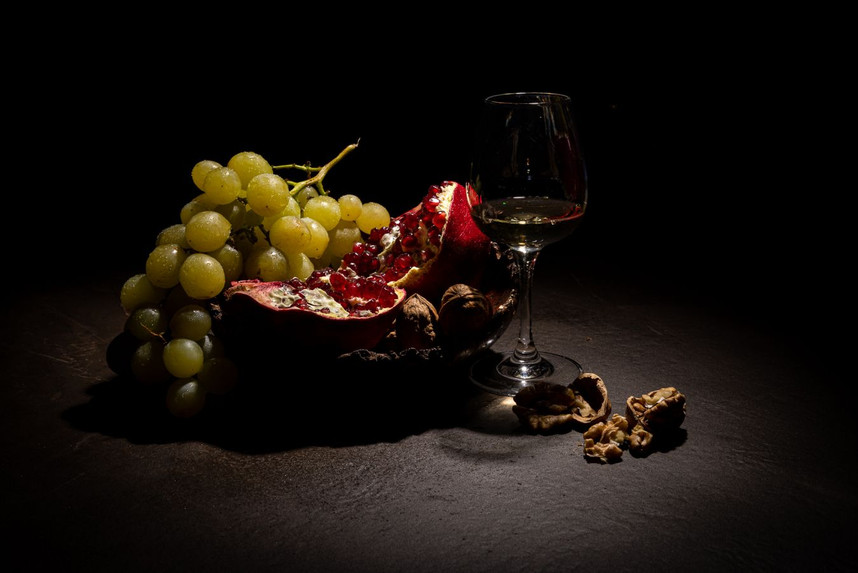 Dessert d'automne by Alain Le Roux