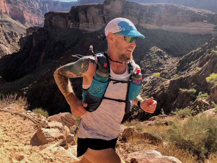 Ultra runner proves surgeon's dire prediction wrong