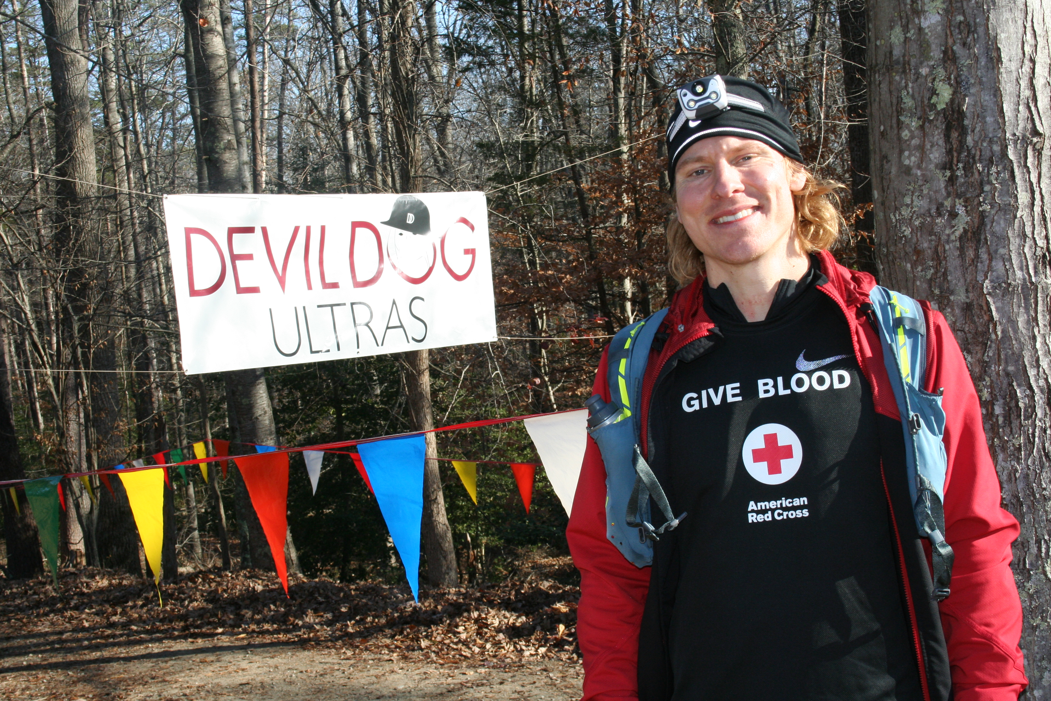 Ultra runner's journey fueled by 36 blood donors | runspirited