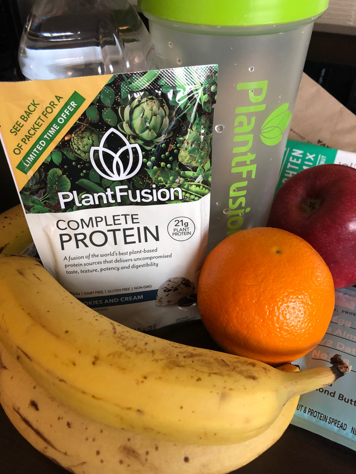 Running recovery made easier with PlantFusion individual packets