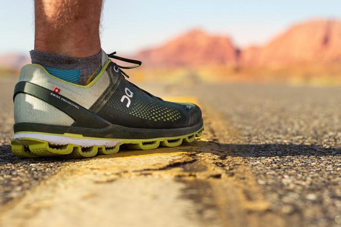 A few good shoes for distance runs