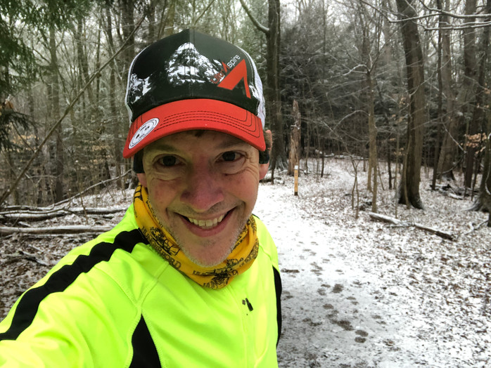 Why you should run trails during winter