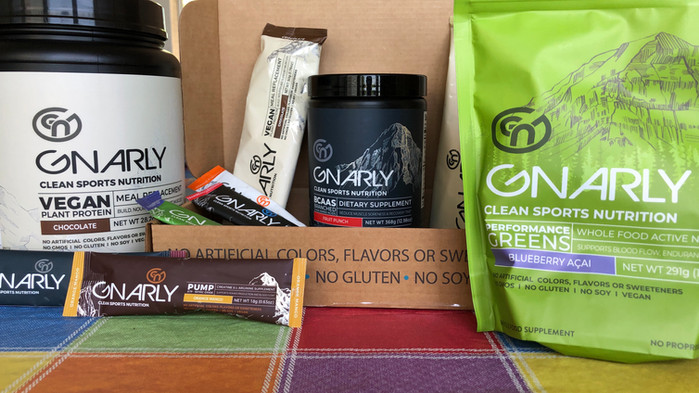 Gnarly drives success with quality, natural and tasty products