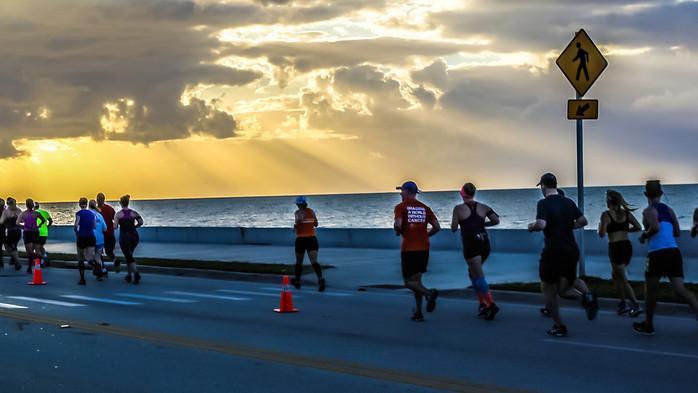 5 reasons to run the Key West half marathon