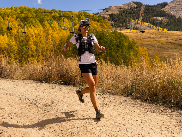 Skier-turned-runner finds success in ultras