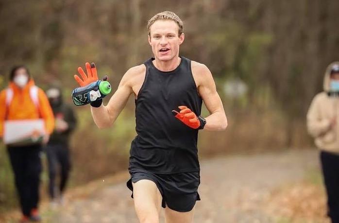 Taggart VanEtten's goal: Be the best 100-mile runner ever