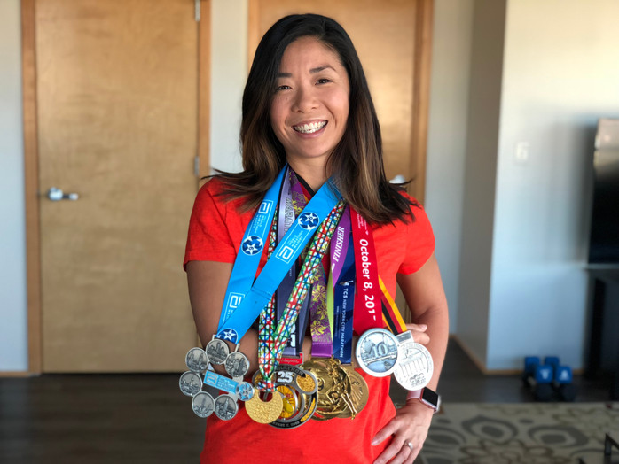 Lessons from running six marathons in six months