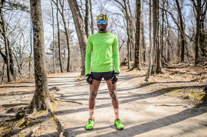 Ultra racer's path to the podium and mentorship