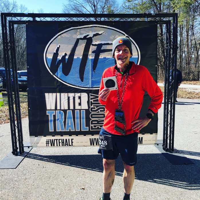 Why running is part of my one wild and precious life